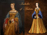 Isabella of Austria, Queen of Denmark