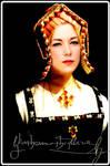 Queen Katherine of Aragon by Nurycat