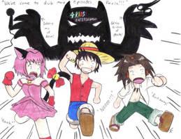 4kids Entertainment by DemonAnime-Bloodlust