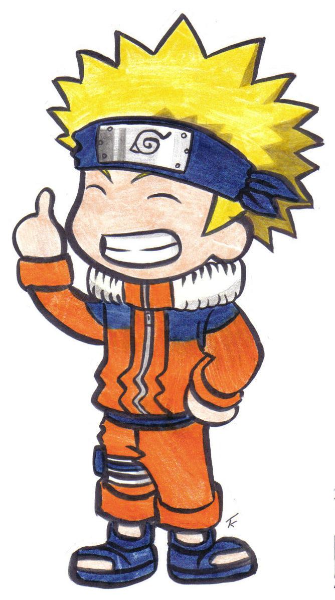 Chibi Naruto by DemonAnime-Bloodlust on DeviantArt