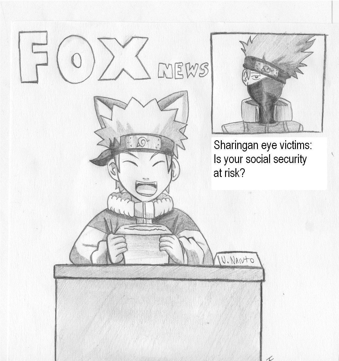 FOX NEWS by DemonAnime-Bloodlust