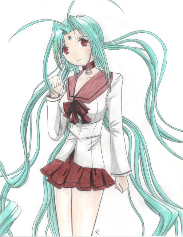 Anime dears ren