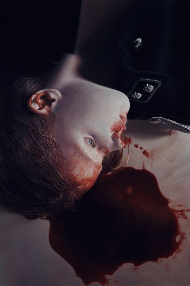 The Murmur of the Innocents 12 by gottfriedhelnwein