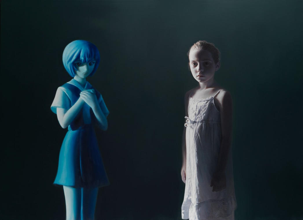 The Murmur of the Innocents 7 by gottfriedhelnwein