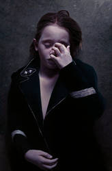 The Murmur of the Innocents 20 by gottfriedhelnwein