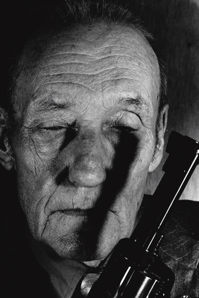 William S. Burroughs by gottfriedhelnwein