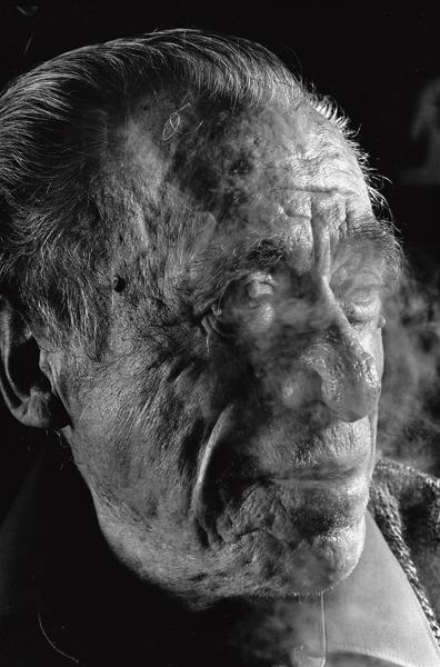 Charles Bukowski by gottfriedhelnwein