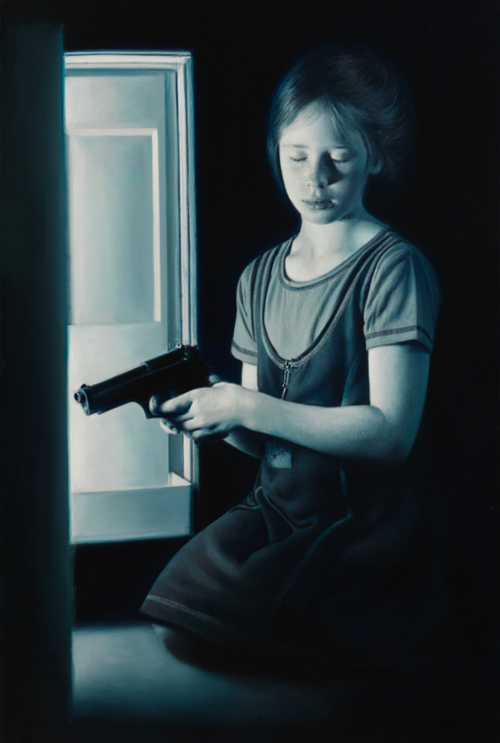 Revelation by gottfriedhelnwein