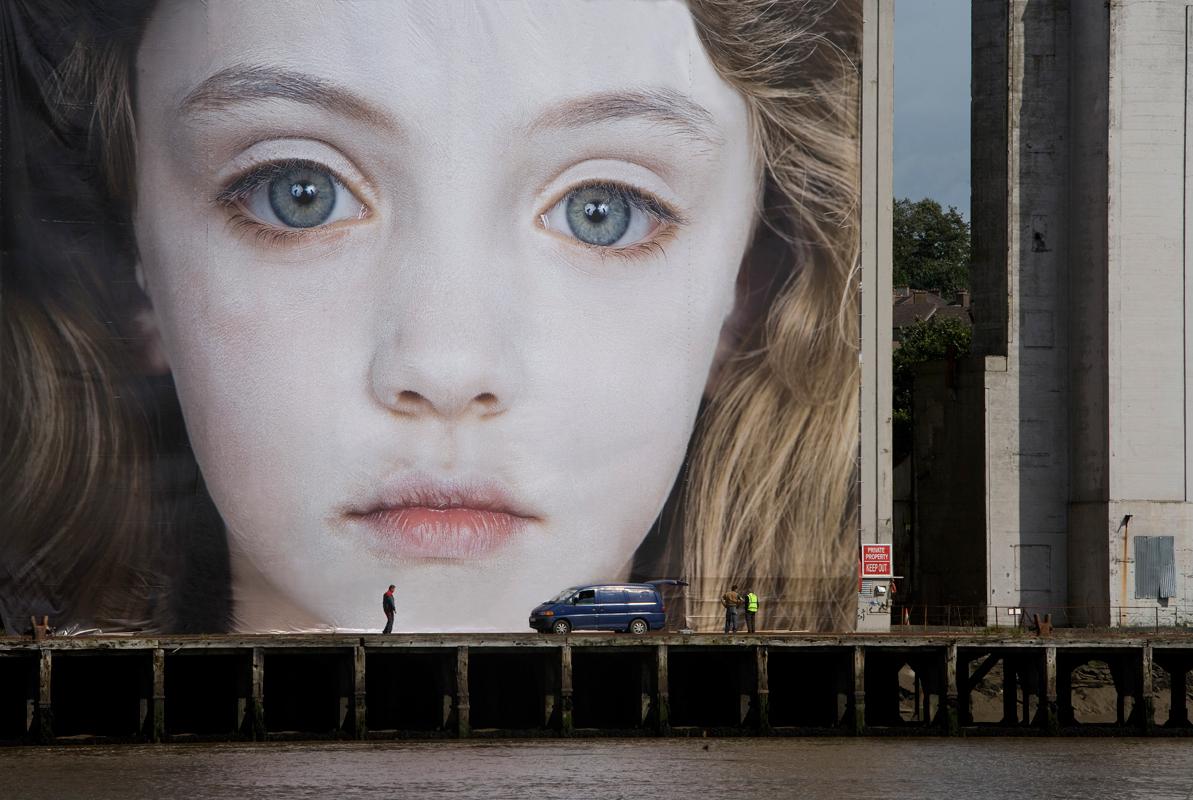 The Last Child 2 by gottfriedhelnwein