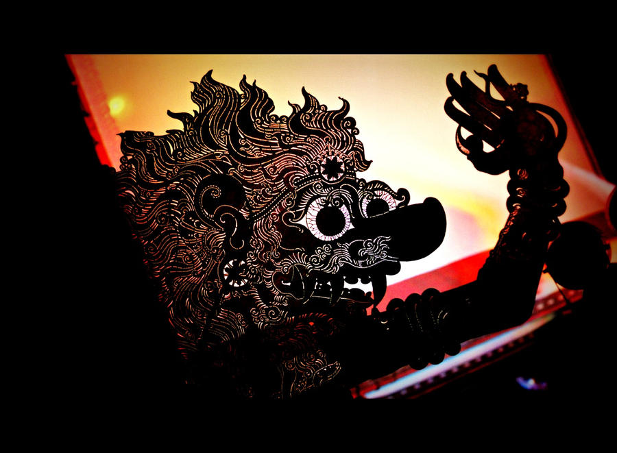 Wayang Kulit Rakshasa Buto By Bookgeeky On Deviantart