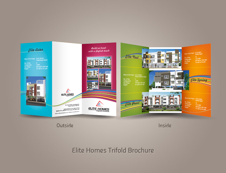 Trifold Brochure by iyyanar