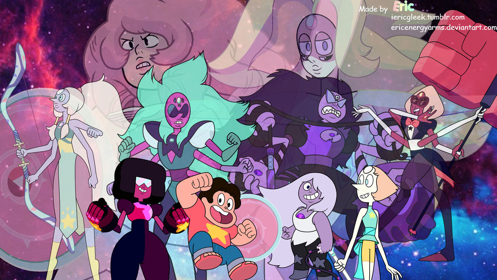 crystal gems wallpaper