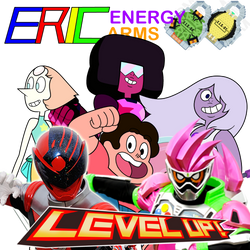 Eric's DeviantArt ID Pic Version 2 by ericenergyarms