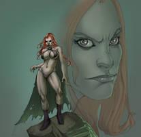 goblin queen red by bleakest by Selkirk