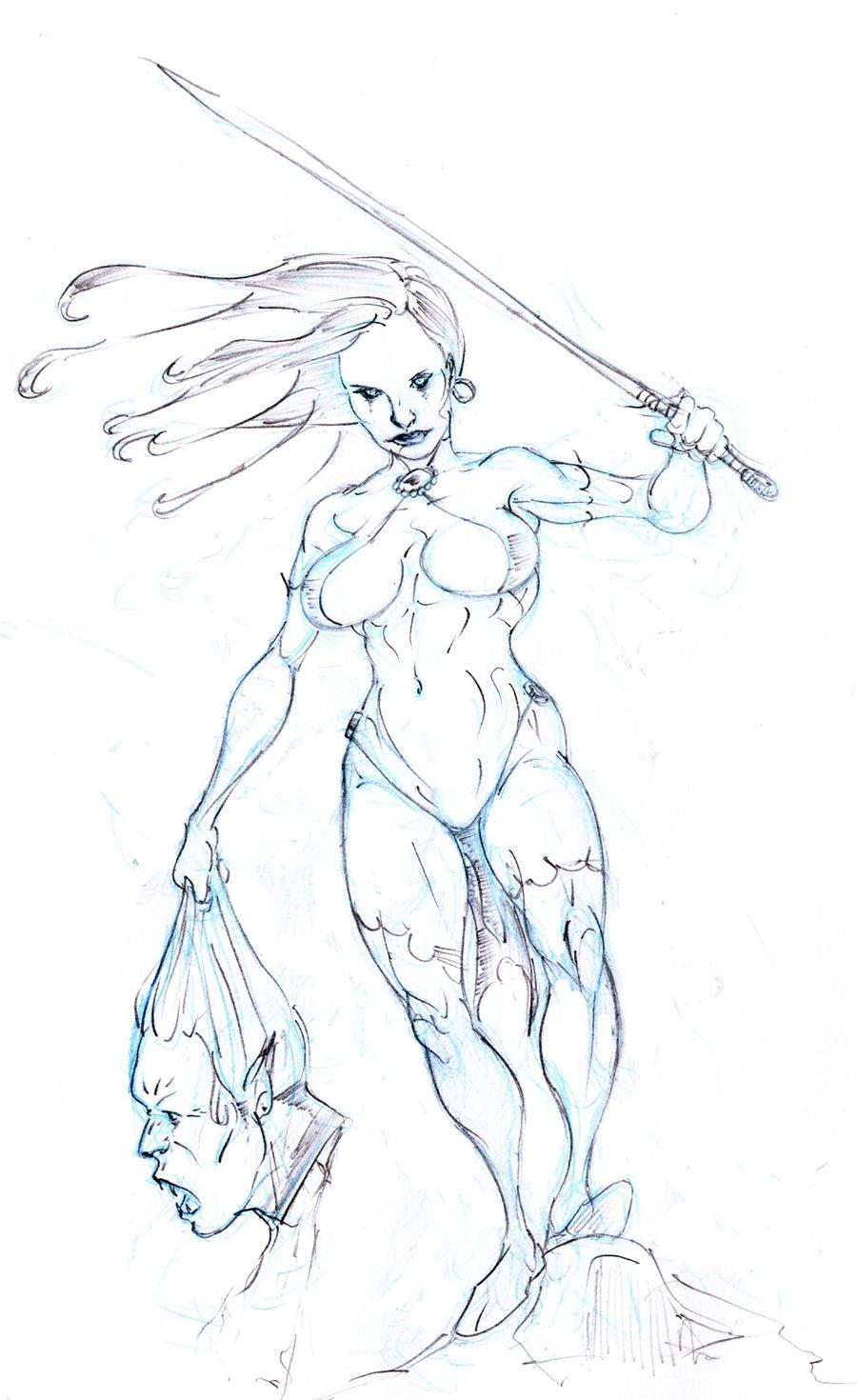 Goblin queen hentai sexy images