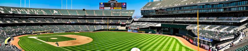Oakland Stadium by DancingBear02