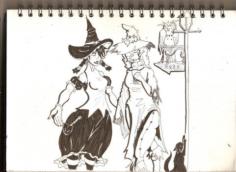 double Witches