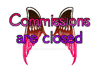 Commisions are closed by Engydragon
