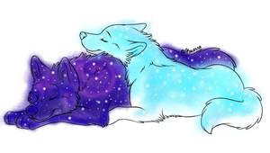 Nebula and Snowfall?