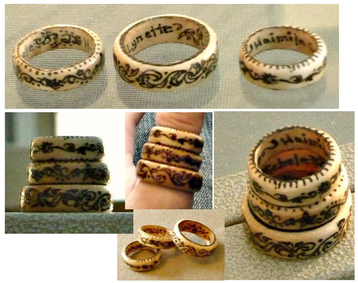 Wooden rings by enjoythepie on deviantart for Wooden rings for crafts
