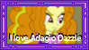 I love Adagio Dazzle Stamp by RoboCheatsy