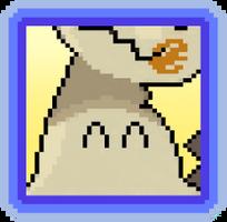 Delighted Mimikyu PMD Icon/Portrait by RoboCheatsy