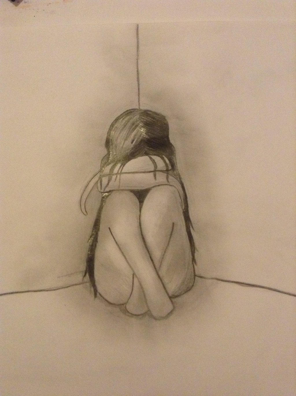 Easy pencil drawings of sadness more information modni auto