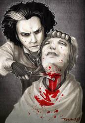 Sweeney Todd by nastynoser
