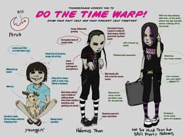 Time warp meme by nastynoser