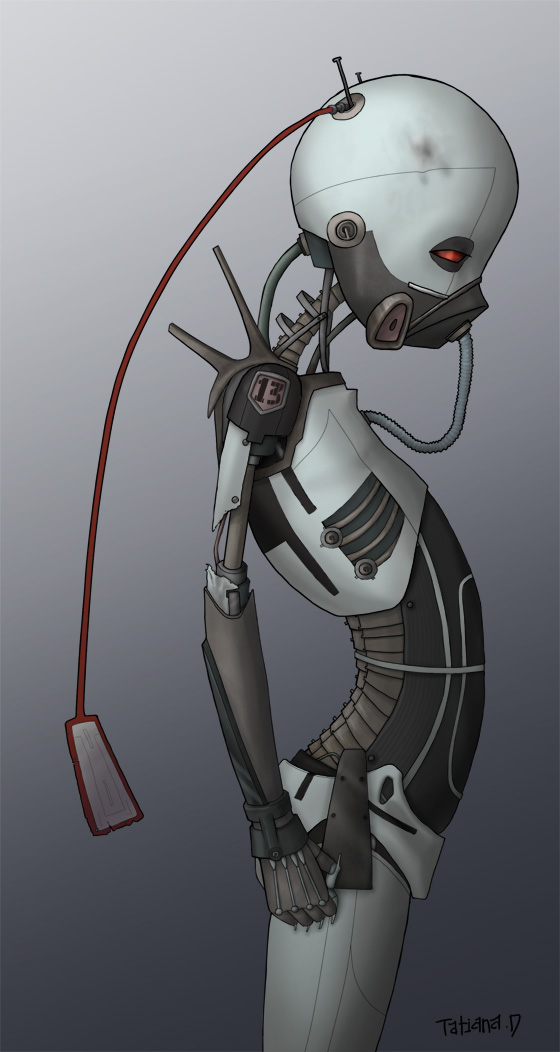 robot thing by nastynoser