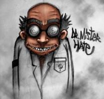 DrMrHate by Studiom6