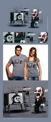 Sawbbie T-Shirts by Studiom6