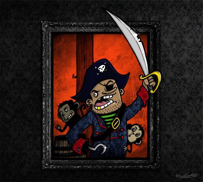 Pirate Revolution by Studiom6