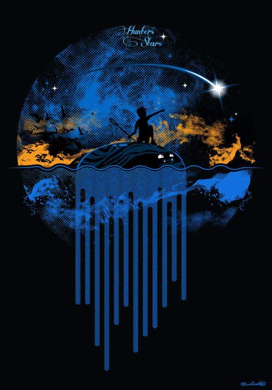 HunterStars by Studiom6