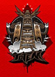 TotemGraff Poster