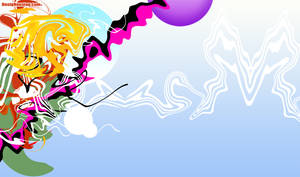Abstract Twitter Background