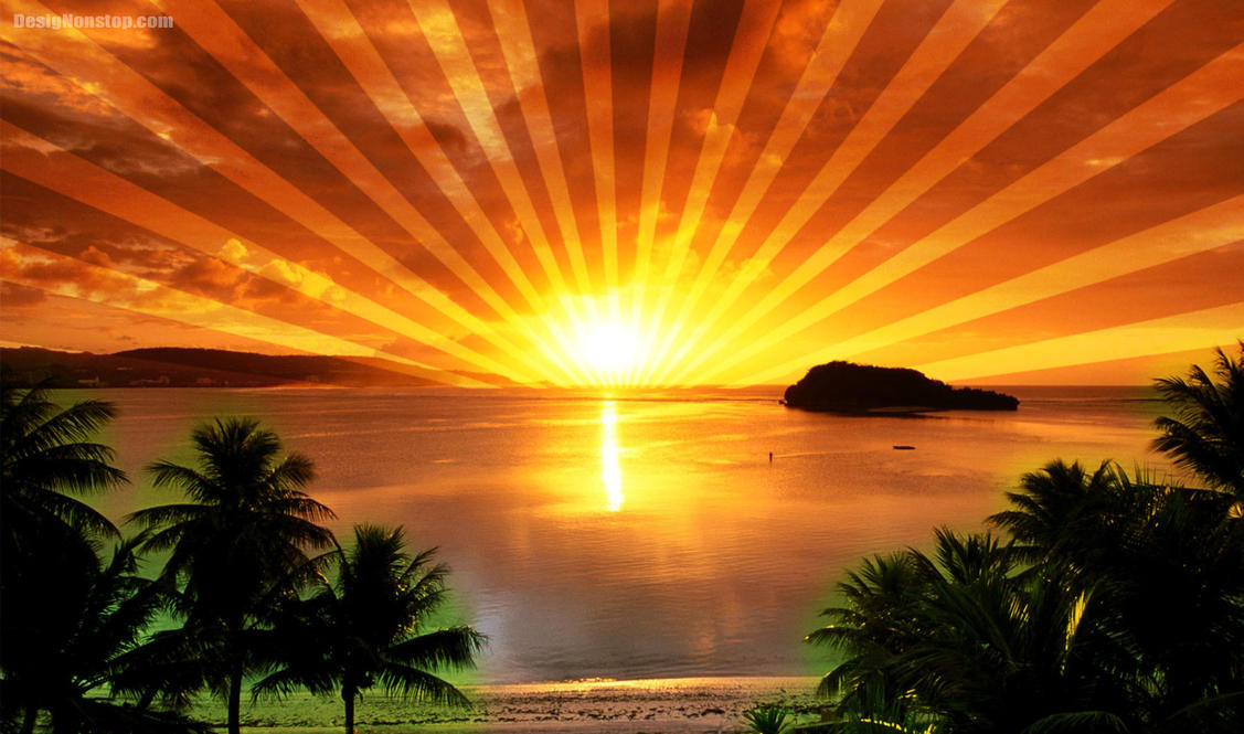 Sunrise sun ba