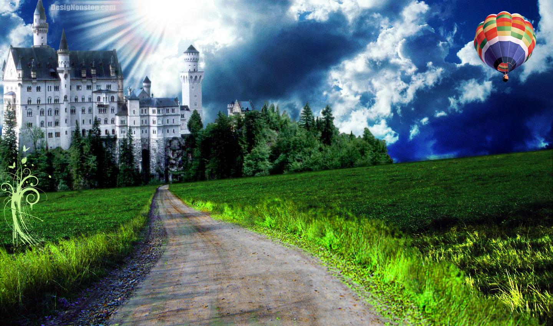 Castle Twitter Background