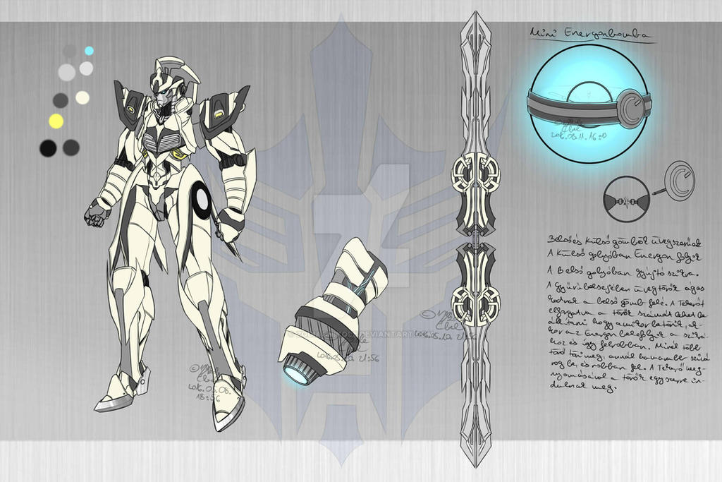 Transformers Fanfiction OC - Rayder by ZodiacNikole on