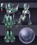 Transformers OC - Orichle/Aurichle