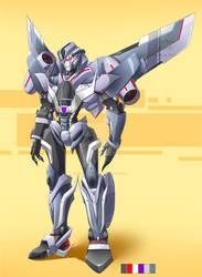 Transformers Commission - Fairmount