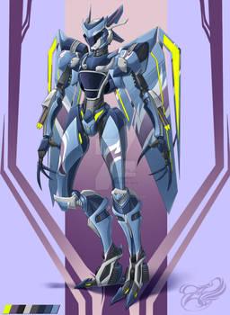 Commission Transformers OC - Hidecloud