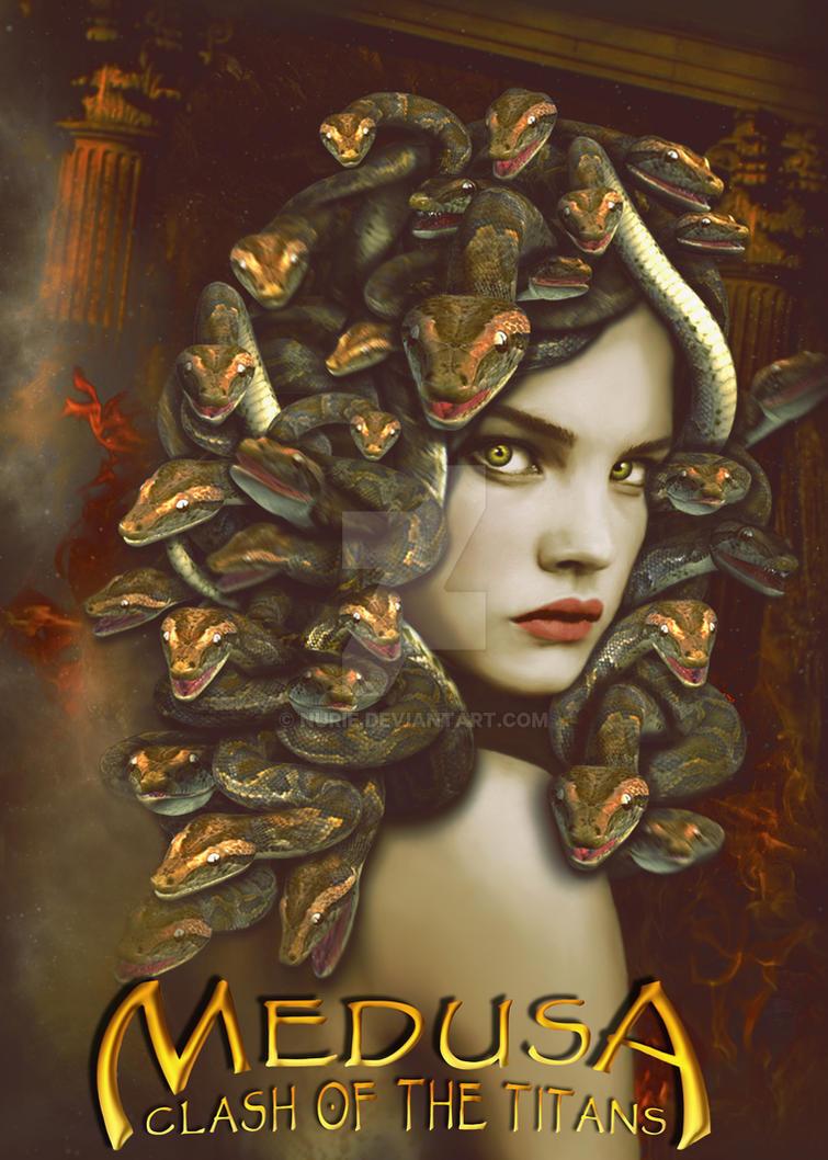 Medusa by nurie