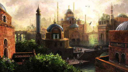 Babahoud by djahal