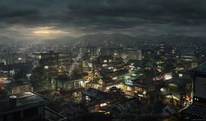 Establishing Tokyo by djahal