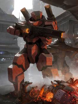 Galaxy Saga (applibot) | Beamgun commander