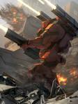 Galaxy Saga (applibot) Beamgun commander advanced