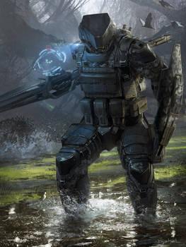 Galaxy Saga (applibot) The lance hunter