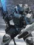 Galaxy Saga (applibot) The lance hunter advanced