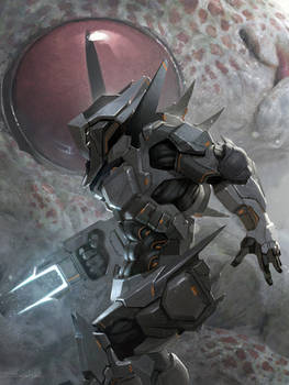 Galaxy Saga (applibot) The demon killer advanced